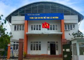 Xã Nhị Bình - Huyện Hóc Môn