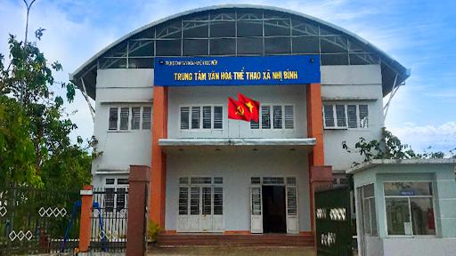Trung tâm văn hóa thể thao xã Nhị Bình